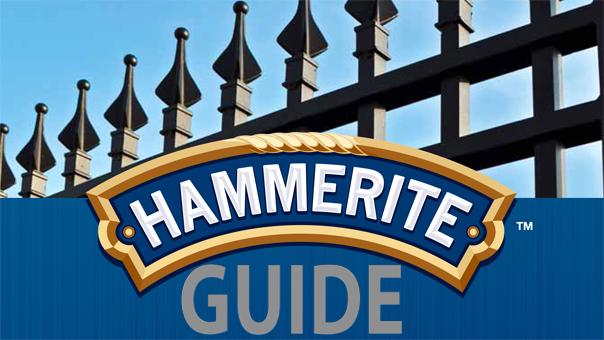 Nouvelle brochure Hammerite